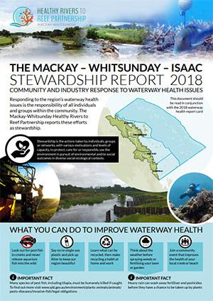 The Mackay–Whitsunday–Isaac Stewardship Report 2018